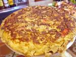 Tortilla Verduras